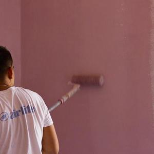 'Air-purifying paint' kills a strain of coronavirus in 15 minutes