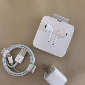 Apple users outraged after firm removes charger or EarPods