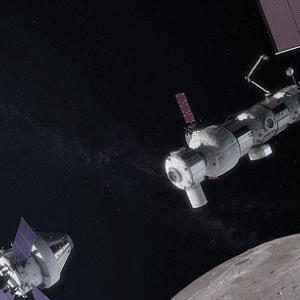 British firms will build parts of the new Lunar Gateway space station