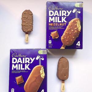 Cadbury turns Australia's number one chocolate block into FROZEN form