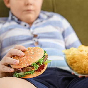 Childhood obesity may be caused by changes in the brain