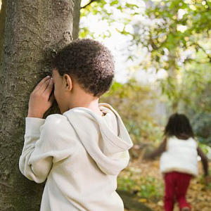 Children who play in forests and parks have stronger immune systems