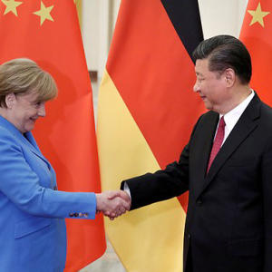China is close to 'world domination', German spy chief says