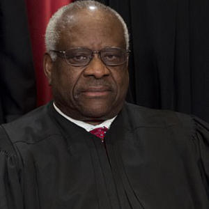 Clarence Thomas will swear in Amy Coney Barrett at the White House