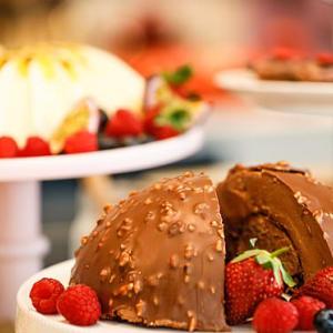 Coles set to sell giant Ferrero Rocher MOUSSE as part of Xmas range