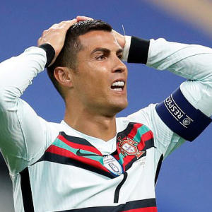 Cristiano Ronaldo is desperate play but must miss out due to Covid-19