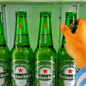 Heineken fined for forcing pubs to stock too many of its beers