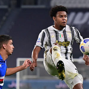 Juventus put squad in isolation as McKennie tests Covid-19 positive