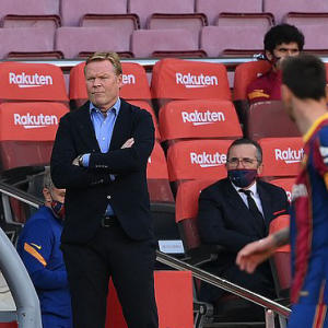 Koeman facing Barcelona crisis after Clasico defeat to Real Madrid