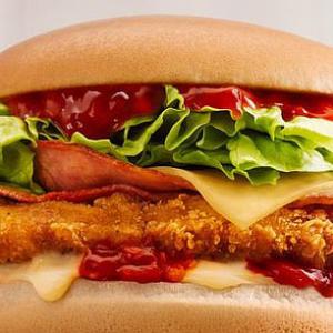 McDonald's turns classic pub food into a chicken 'parmi' burger