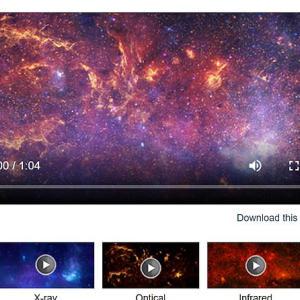 NASA turns telescope data into music