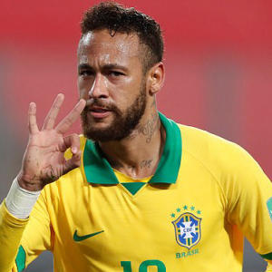 Neymar passes Ronaldo in Brazil's all-time goalscoring charts