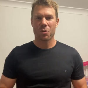 SAS Australia: David Warner praises wife Candice after interrogation