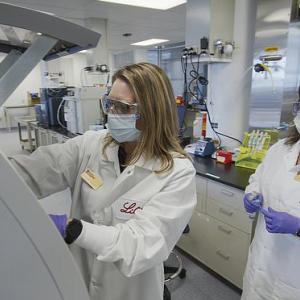 Trials for EIi Lilly's coronavirus antibody treatment paused
