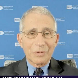 US is still in an 'elongated first wave' of the pandemic Dr Fauci says
